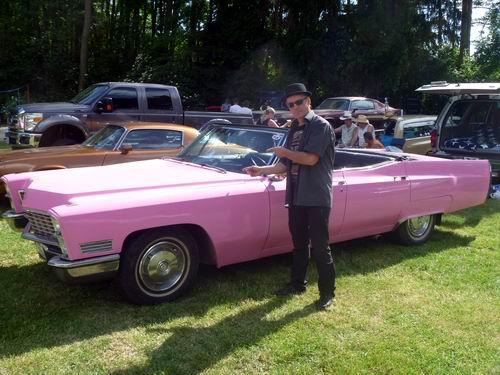 Pink Cadillac, Krakonošova 8, 2017
