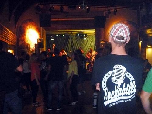 Škuner Děčín Rockabilly Riot.